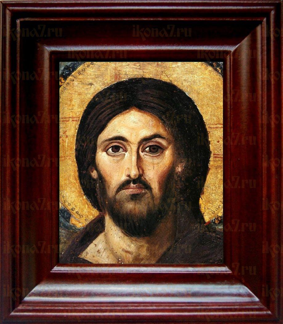 Христос Пантократор Синайский (21х24), простой киот