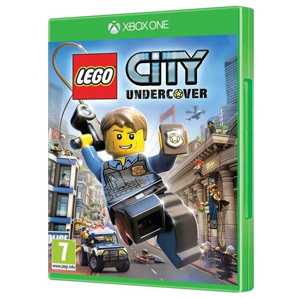 Игра lego city undercover (Xbox one)