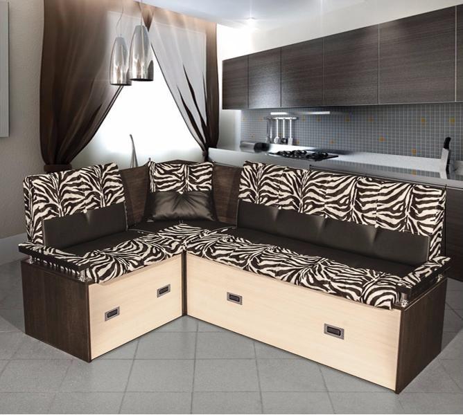 Кухонный диван «Виктория – 24/1» со спальным местом