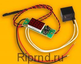 Терморегулятор Термо-DS (12 или 24 вольт)