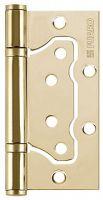 Петля универсальная без врезки 500-2BB 100x2,5 GP (Золото)