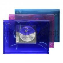 Конверт А4 на липучке CD-карман К11800