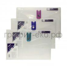 Конверт FC на липучке Electra Snopake Polyfile USB К15689