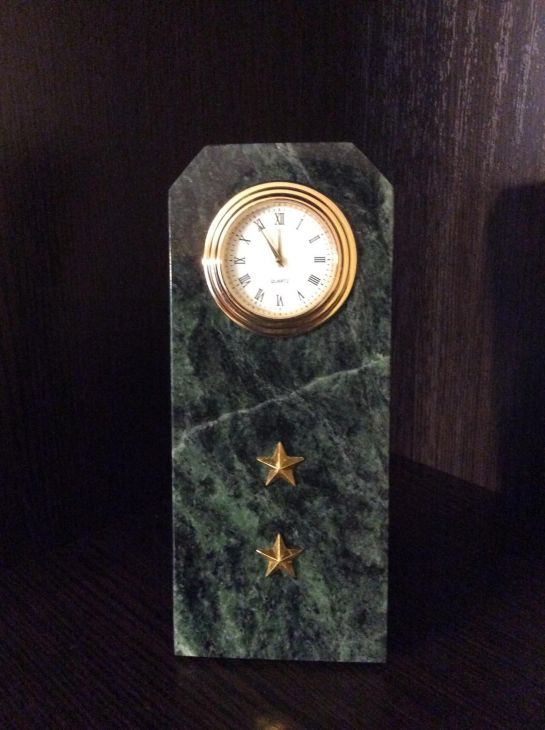 Часы Погон Прапорщик