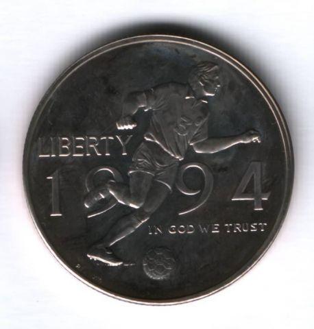 1/2 доллара 1994 г. США, P, Чемпионат мира по футболу