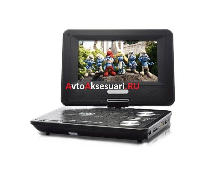 Портативный телевизор с DVD Eplutus EP-7098T