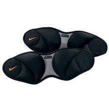 Утяжелители для ног Nike Ankle Weights 2,27 кг чёрные