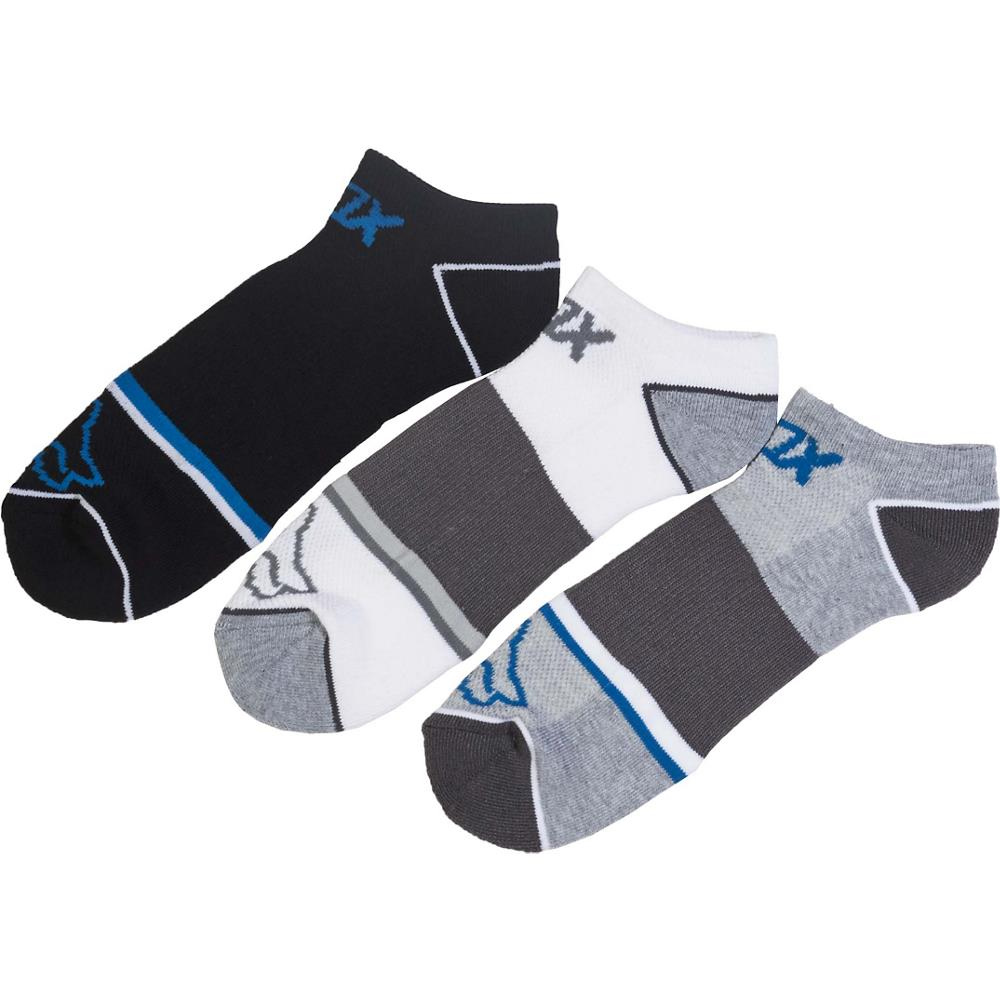 Fox - Tech Midi Socks 3 Pack Heather носки, серые