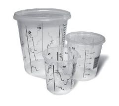 SOLID MIXING CUP Мерный стакан 2240 мл (120.12), упаковка 1 шт.