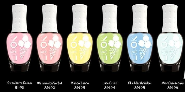 Лак для ногтей Naillook Yummy Ice Creame