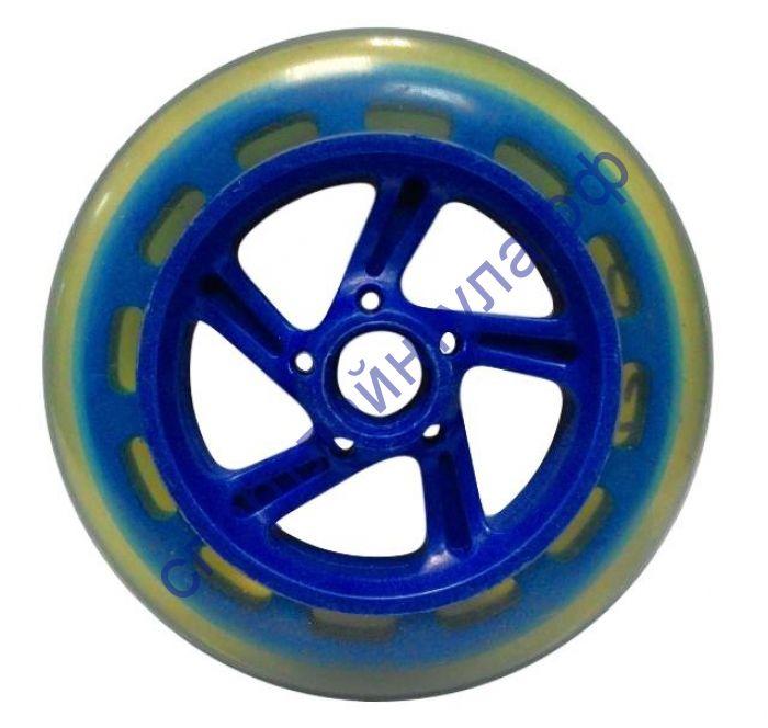 Колеса для самоката  d 150 мм, PU, 1шт. A136C