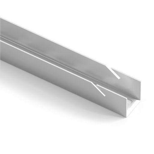 Навесная направляющая Aristo, L=2300мм, цвет белый