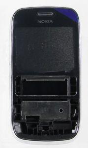 Корпус Nokia 302 Asha (black)