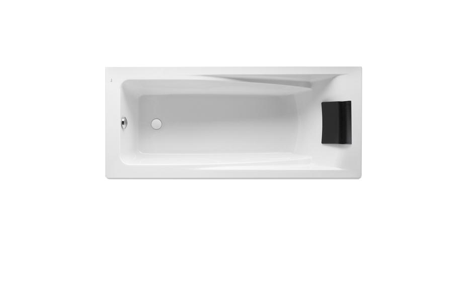 Акриловая ванна Roca Hall 170x75x42