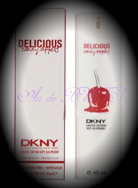 Donna Karan DKNY Delicious Candy Apple Ripe Raspberry 45 ml