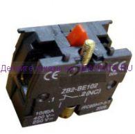 Дополнительный контакт ZB2-BE102 N/C