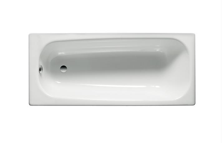 Ванна стальная Roca Contessa 170x70 (скол)