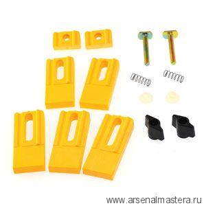 Комплект ниспадающих пластиковых упоров для захвата заготовки с торца для GRR-Ripper Microjig GRGH-040