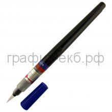 Ручка-кисть Pentel Color Brush для каллиграфии синий GFL-103