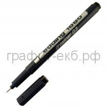 Ручка капиллярная Edding 0,3 1880-0,3 черная