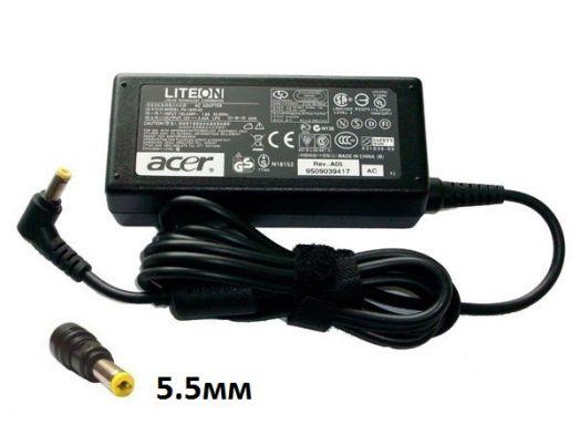 Адаптер питания для ноутбуков ACE-1 (1.58А/30Вт/5.5*1.7мм)