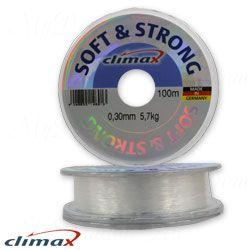 Леска Climax Soft & Strong (белая) 100 м 0,55 мм 17,3 кг уп. 5 шт.