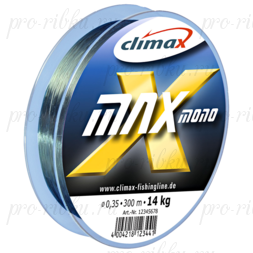 Леска Сlimax X-Max Mono (темно-зеленая) 100м 0,20мм 4,2 кг