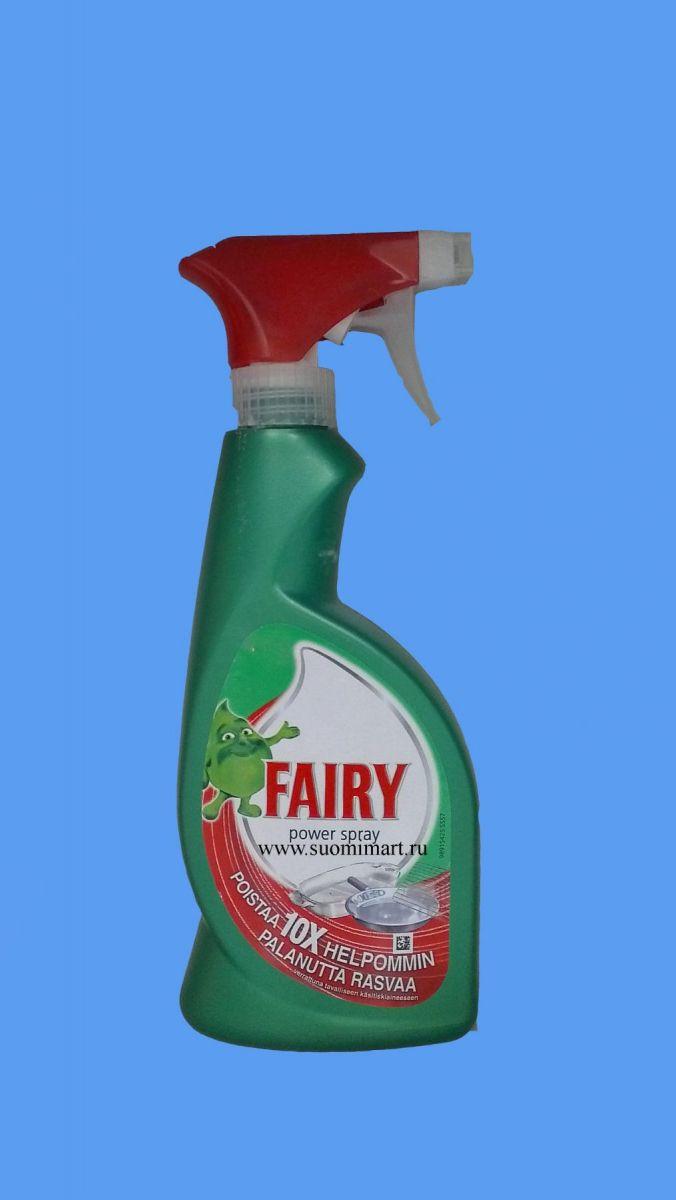 Спрей для чистки Fairy 375мл