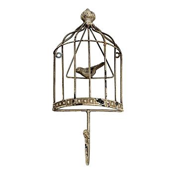 Вешалка-крючок Птичий дворик, версия 3