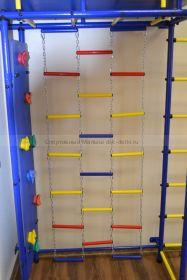 Лестница цепная многорядная