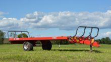 Прицеп для рулонов Metal - Fach T-954 (014/5) - 7 тонн