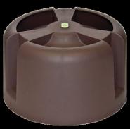 Колпак кровельный HupCap 270  коричневый