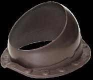Основание вент. трубы для м/ч Base-VT WAVE 125/150 коричневый
