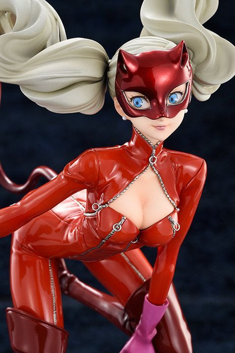 Фигурка Persona 5 - Takamaki Anne Phantom Thief Ver. 1/7