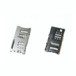 Разъём Alcatel 6014X One Touch Idol 2 Mini L/6015X OneTouch Fire E/6016X One Touch Idol 2 Mini /6045Y Idol 3/D820X OneTouch Hero 8 (micro SD и sim-карты) Оригинал