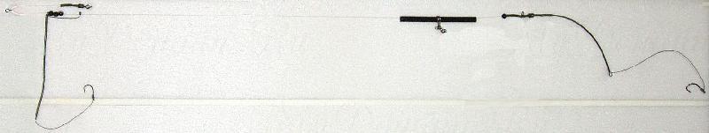 Донная оснастка Фидер река, антизакруч, кр. №6