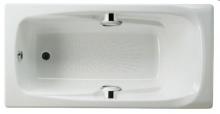 Ванна чугунная Roca Ming 170x85 с отверстиями для ручек