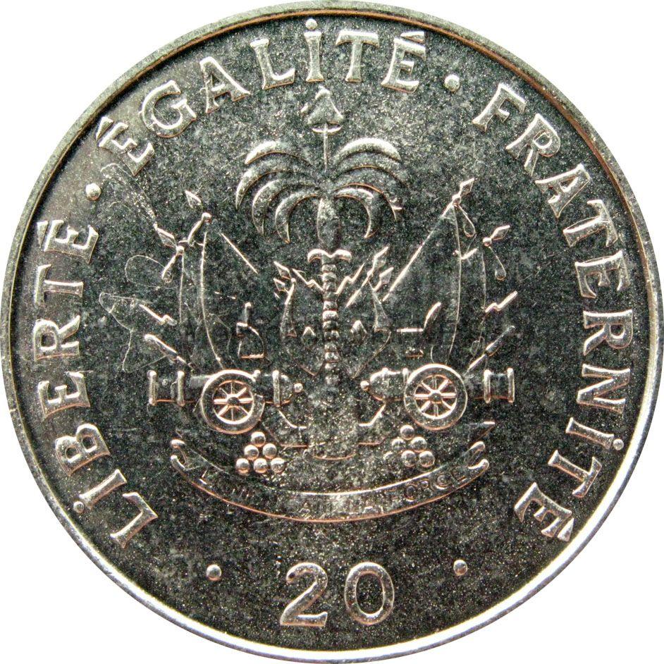Гаити 20 сентим 1995 г.