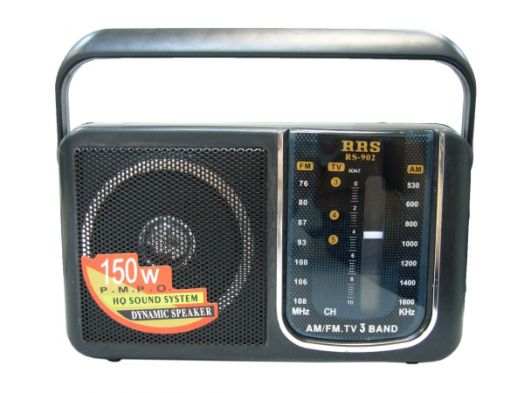 Радиоприёмник RRS RS-902 сетевой *