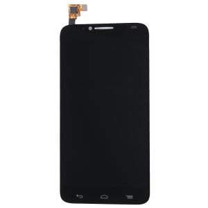 LCD (Дисплей) Alcatel 6037Y Idol 2/6037K Idol 2 (в сборе с тачскрином) (black) Оригинал