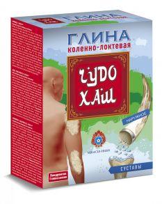 Глина Чудо-Хаш коленно-локтевая для суставов с глюкозамином и хондроитином 100 гр
