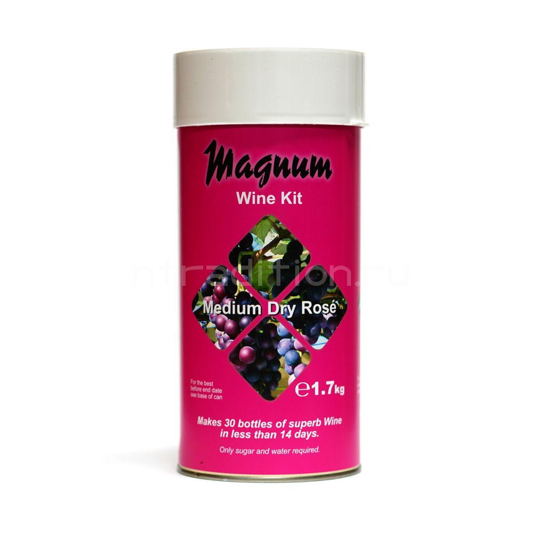 Винный экстракт Magnum Rose 1.7 кг