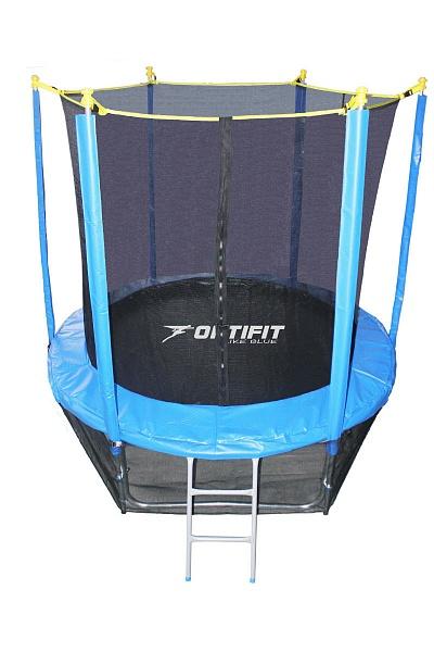 Батут с внутренней защитной сеткой - Optifit Like 6FT (1,83м)
