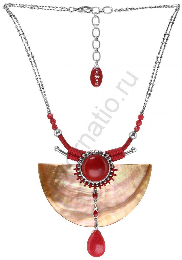Колье Nature Bijoux 15-26814. Коллекция Ruby