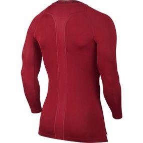 Термокофта Nike Core Compression красная