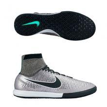 Футзалки Nike MagistaX Proximo IC серебристые
