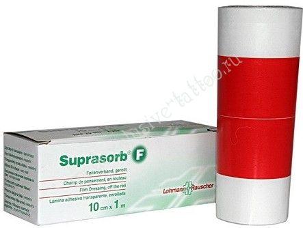 Супрасорб Ф (Suprasorb F) 10 см х 1 м — рулон