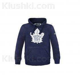 Толстовка с символикой NHL Toronto Maple Leafs