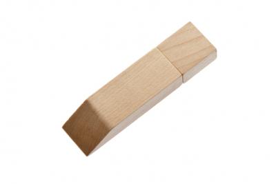 16GB USB-флэш накопитель Apexto UW-1008 деревянная, сосна