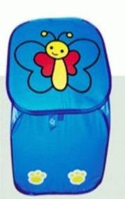 """Корзина для игрушек 45*45 см """"Бабочка"""""""